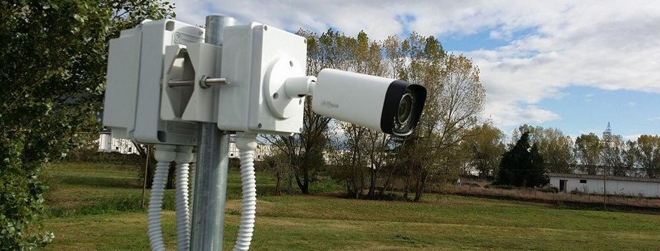 Vendita, installazione e assistenza impianti di videosorveglianza e anti-intrusione